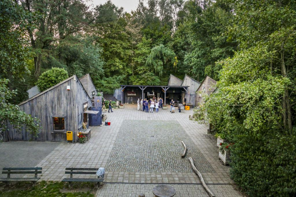 Terrein Lasergame Laarbeek